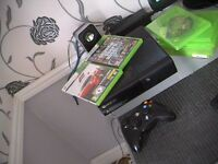 xbox 360 E 250gb new model + pad gta5 forza 4 found a few more as new