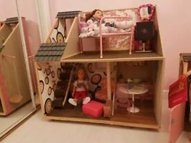 Our generation / american girl / designafriend dolls house