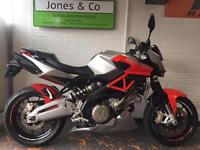 Aprilia Shiver SL 750 (2011) Delivery available, please ask for a quote.