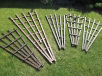 Wall/ Fence Trellis Panels