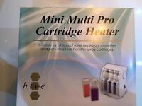 Mini Multi Pro Wax Cartridge Heater