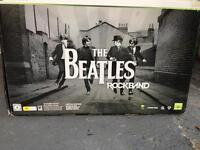 Beatles Rockband Xbox 360 Limited Edition brand new in box