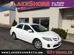 2013 Toyota Corolla CE HEATED MIRRORS TRACTION CONTROL