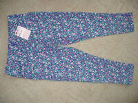 Girl's Leggings from Mothercare (4-5 years). Brand new with tags.