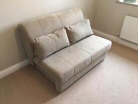 Sofa bed (Metal Framed)