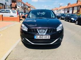 Nissan Qashqai 1.5 dCi Acenta 2010 DIESEL NISSAN QASHQAI ONLY ONE OWNER