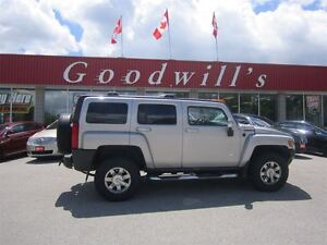 2006 Hummer H3 AS TRADED! HEATED LEATHER SEATS!