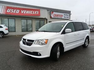 2015 Dodge Grand Caravan Crew   DEMO VEHICLE BLOWOUT   EXTREMELY