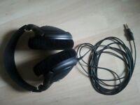 RARE SENNHEISER HD570 AUDIOPHILE HEADPHONES.
