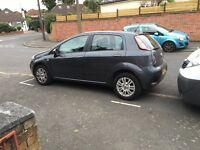 Fiat Punto Easy 5 door, 31,000 miles. 62 plate