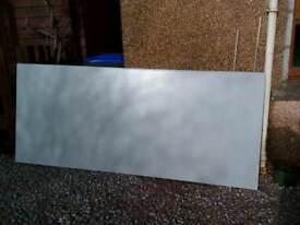 Aquaboard PVC Tongue N Groove Wall Panels x 2