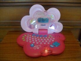 Vtech Dancing Fairies laptop