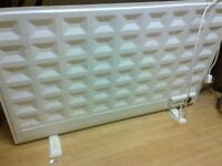 extra large oil filled Dimplex panel heater can deliver