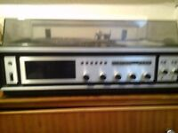 Sanyo solid state stereo music system