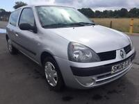 BARGAIN! Trade into clear, Renault Clio, full years MOT ready to go