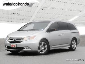 2012 Honda Odyssey Touring Sold Pending Customer Pick Up...13...