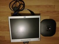 HP 1502 Monitor 15'' very good conditions