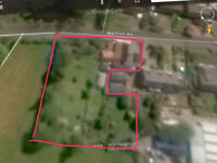 Development Land in Rollesby for sale with outline planning for 2 x 4 bed detached houses