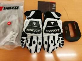 Dainese 4 stroke gloves Size M