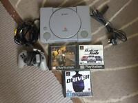 Sony PlayStation ps1 With Games