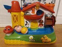 Baby Clementoni Jumping Balls Farm