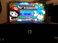 Xbox Original with over 14k retro games
