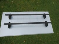 Astra G Pair of Roof Bars