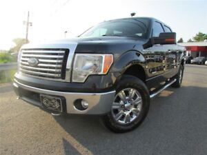 2012 Ford F-150 XLT XTR V6 3.5L 4X4 ECOBOOST 6 PASSAGERS!!