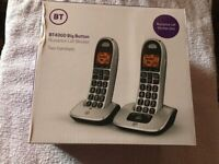 BT Big Button cordless phone