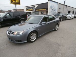 2009 Saab 9-3 2.0 TURBO! RARE 6SPD! ONLY 87K!