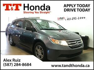 2013 Honda Odyssey EX-L *No Accidents, DVD, Back-Up Camera*