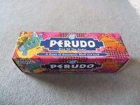 PERUDO - A Game of Guesswork, Bluff and Luck. Great Christmas present.