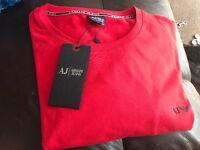 Brand new Armani tshirt
