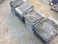 Used roof tiles FREE x40