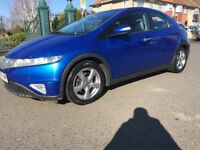 Honda civic 07 plate diesel