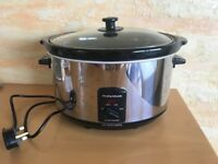 Almost new crockpot- has to go this weekend