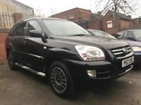 2007 Kia Sportage XS 2.0 CRDi 138ps 5dr 4X4 * 2 OWNERS FROM NEW * IMMACULATE CONDITION *