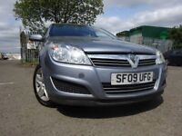 09 VAUXHALL ASTRA 1.7 CDTI DIESEL,MOT MARCH 019,2 OWNERS FROM NEW,PART HISTORY,2 KEYS,RELIABLE CAR