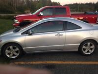 08 civic trade for jeep