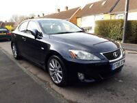 Lexus IS250 Petrol, Drives and looks perfect! Very well maintained.