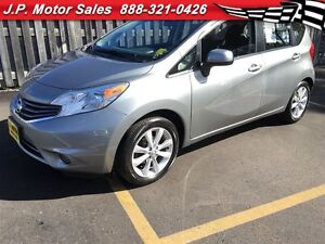 2014 Nissan Versa Note S, Manual