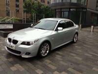 Bmw 520D M-sport {6-speed Manual}