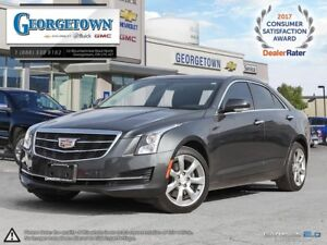 2016 Cadillac ATS 2.0L Turbo Luxury Collection 2.0L Turbo Lux...