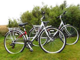 Womens Hybrid Bike - Raleigh Pioneer