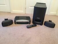 Home Cinema System Bose 321 £165 for quick sale
