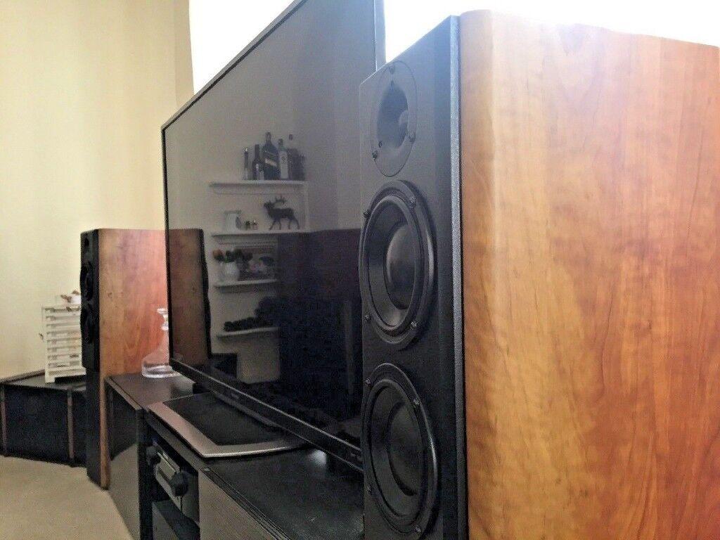 Morel High End Custom Build Floorstanding Speakers,Morel Vario High End  Elements   in Northampton, Northamptonshire   Gumtree