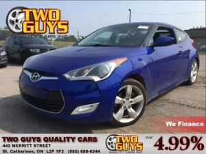2012 Hyundai Veloster BACKUP CAMERA HEATED FRONT SEATS