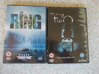 The Ring 1 and 2 Films