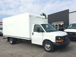 2012 Chevrolet Express 16'CUBE fin or lease from 4.99%oac