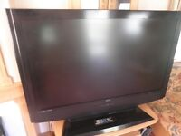"""47"""" inch Akura LCD Colour Television good working condition with remote"""
